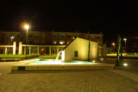 Piazza Ivan Iori, Cecina (Li)